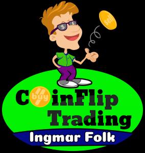Coin Flip Trading Blog since 2010 by Ingmar Folk logo